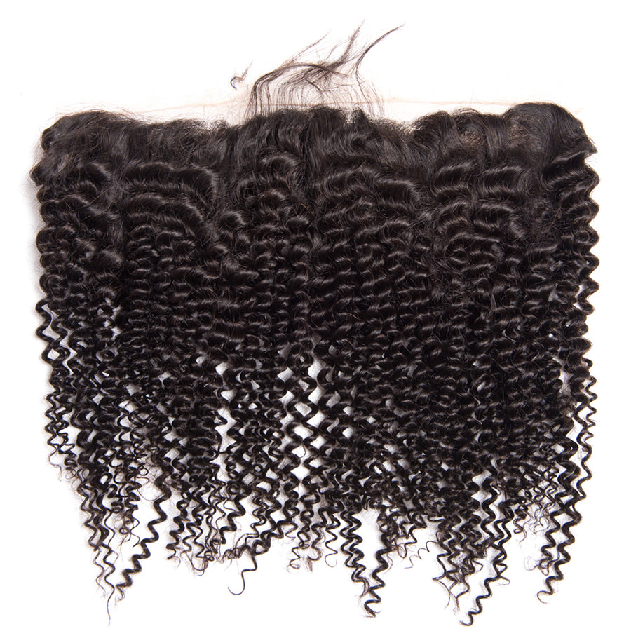 Virgin Hair Frontals | Love Collection | Kinky Curly