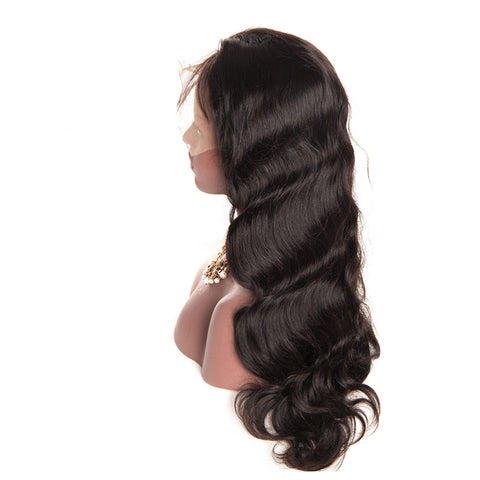Discount Human Hair Lace Wig | Bodywave