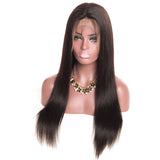 Discount Human Hair Lace Wig | Straight