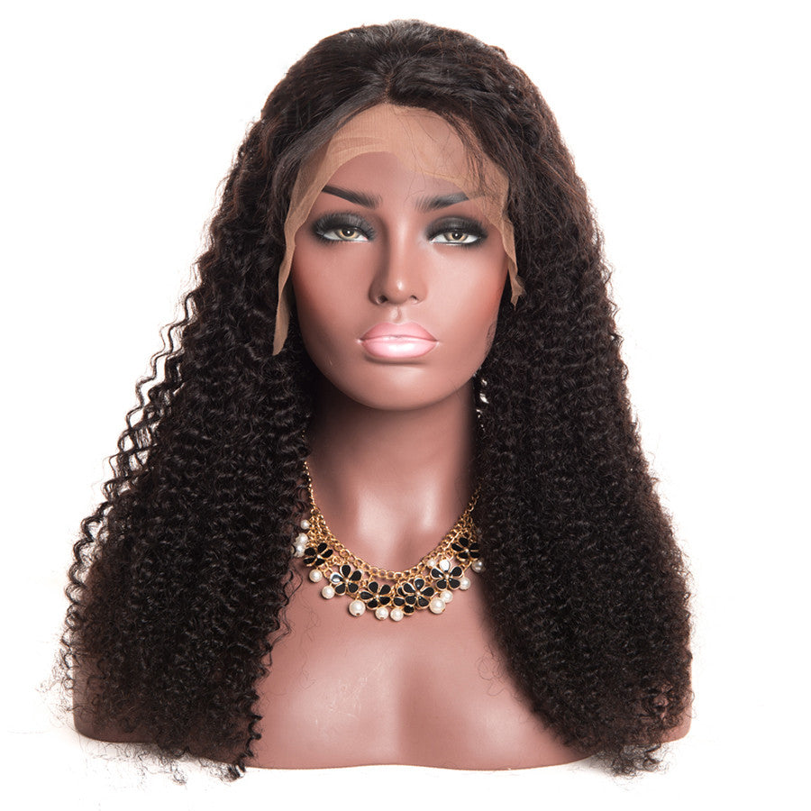Discount Human Hair Lace Wig | Kinky Curly