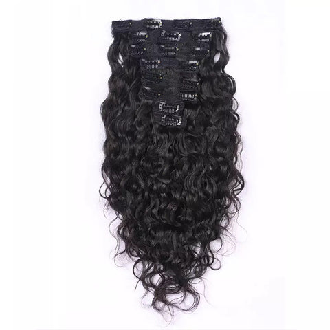 Clip In Extensions | Love Collection | Summer Wave| 1, 1b or 2