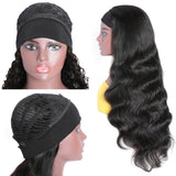 Virgin Hair HeadBand Wigs  (All Lengths & Textures)
