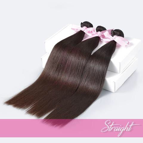 Virgin Hair Wefts | Love Collection | Straight