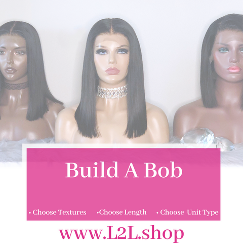 Beginners Build A Bob Wig
