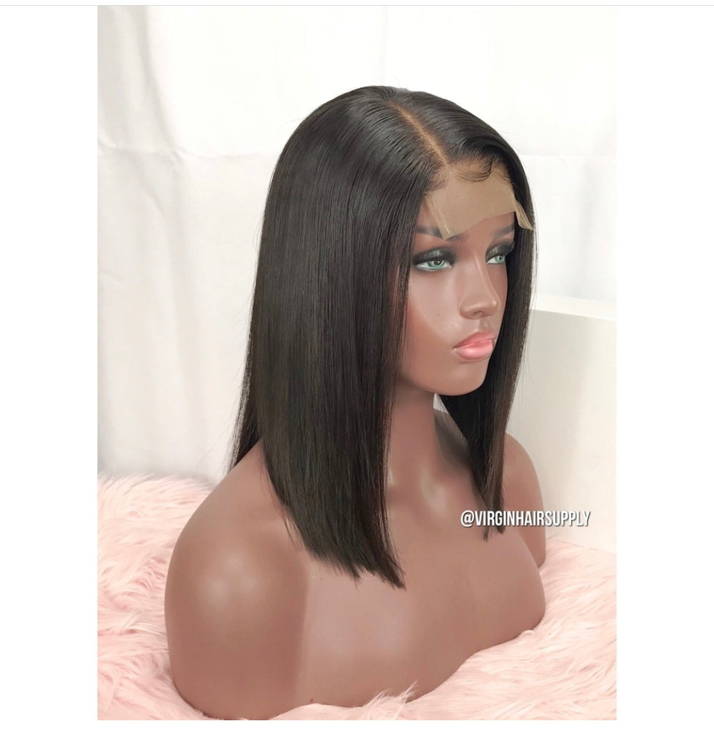 "Love Collection 4x4 14"" Lace Closure Wig"