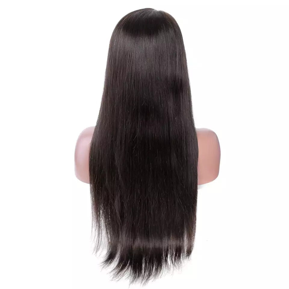 Uncustomized Virgin Hair Lace Wig | Straight