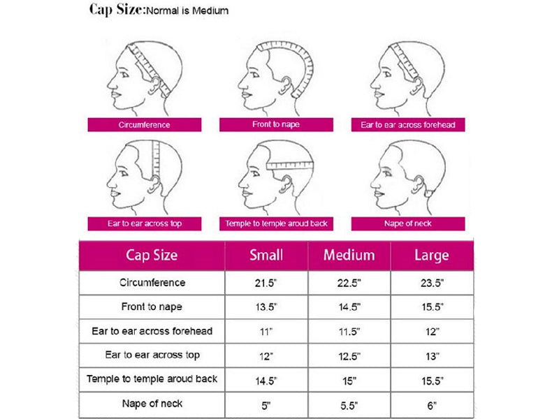 Build Your Own Wig Cap Style