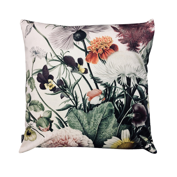 Vanilla Fly Flora Sofa Velvet Cushion