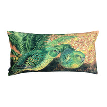 Load image into Gallery viewer, Vanilla Fly Parrot Orchid Soft Velvet Cushion