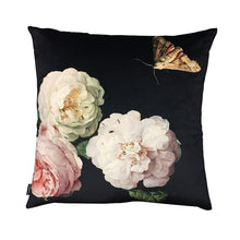Load image into Gallery viewer, Vanilla Fly Rosa Velvet Cushion