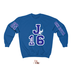 Custom Zeta J16 Sweatshirt