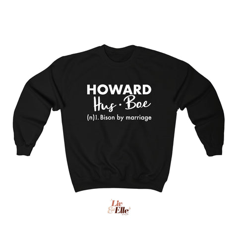 Howard HusBae Sweatshirt