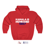 Kamala Is Howard Sweatshirt | HUACC 2021 Inauguration Fundraiser