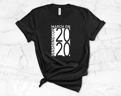 March on Washington 2020 Tee