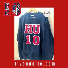 HU10 Sweatshirt | Howard Class of 2010 Reunion