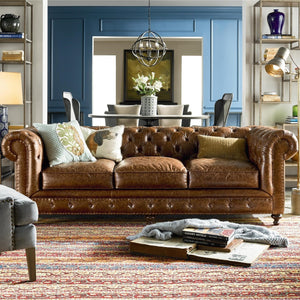 The Benefits of Fabric Versus Genuine Leather Sofas