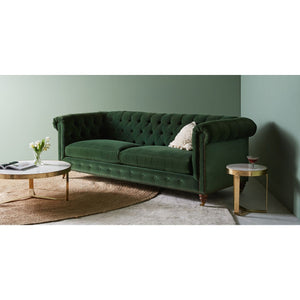 The Langley - The Langley Chesterfield sofa 3 seater