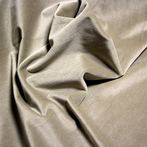 Greige Velvet Sample