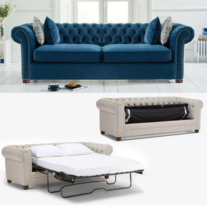 The Humphrey 3 seater sofa bed