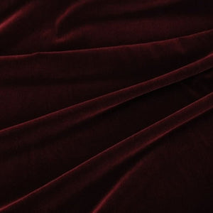 Rosewood Velvet Sample