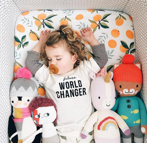 Future World Changer bodysuit/ tee
