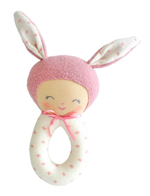 Charlie bunny grab rattle