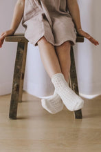 Load image into Gallery viewer, Jamie Kay tilly socks - milk