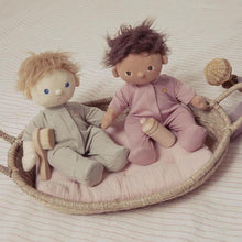 Load image into Gallery viewer, Doll Nyla basket