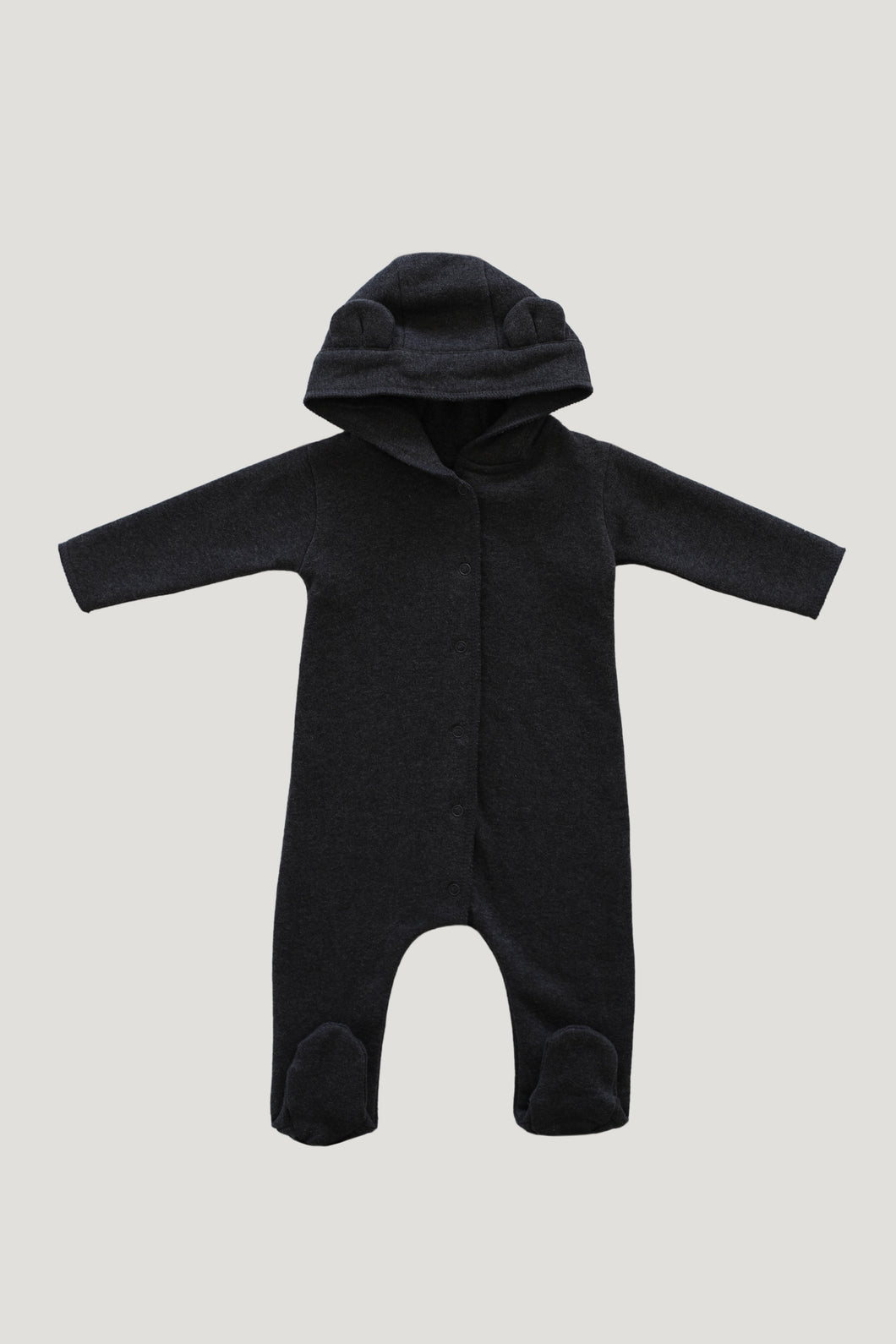 Jamie Kay bearsuit - dark grey