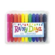 Load image into Gallery viewer, Rainy dayz gel crayons