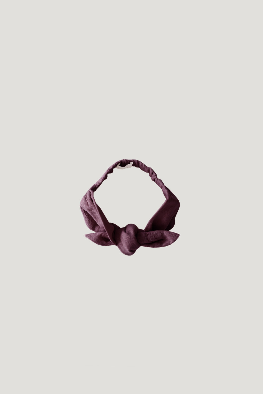 Jamie Kay muslin headband - twilight