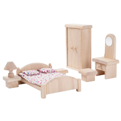 Dollhouse bedroom set - classic