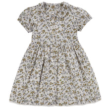 Load image into Gallery viewer, Audrey dress - yellow meadow floral