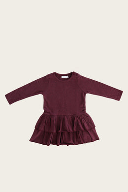 Jamie Kay echo dress - plum