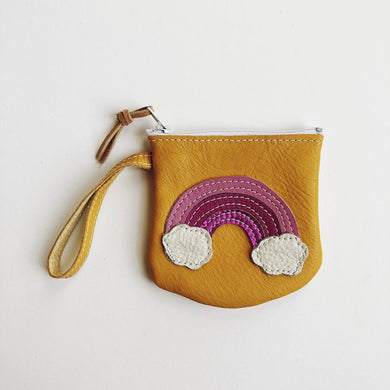 Pioneer Pouch - wildbloom rainbow