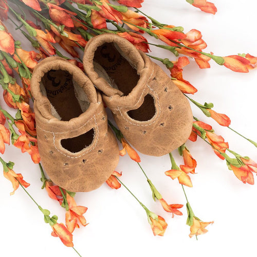 Fawn starry jane shoes