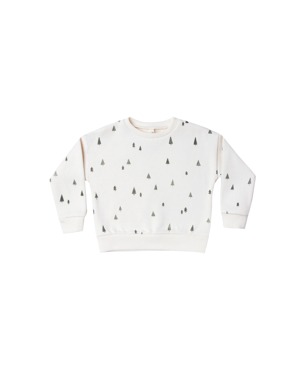 Trees relaxed sweatshirt