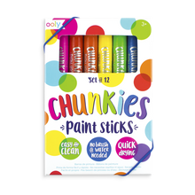 Load image into Gallery viewer, Chunkies paint sticks - set of 12