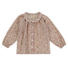 Load image into Gallery viewer, Annie blouse - pink floral