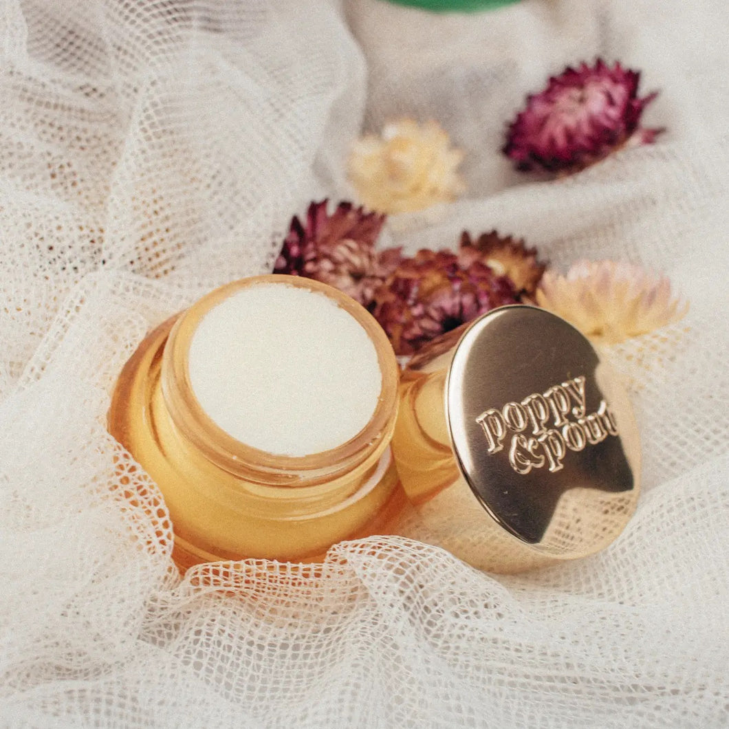 Wild honey lip scrub