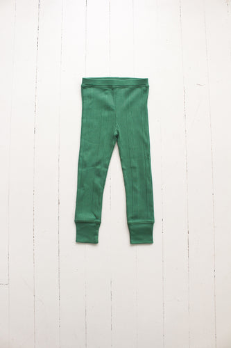 Fin & Vince drop needle pant - schoolhouse green