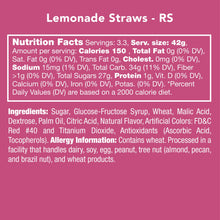 Load image into Gallery viewer, Lemonade straws