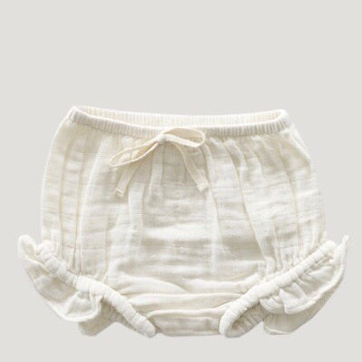 Jamie Kay frill bloomers - coconut