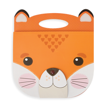 Load image into Gallery viewer, Carry along sketchbook - fox