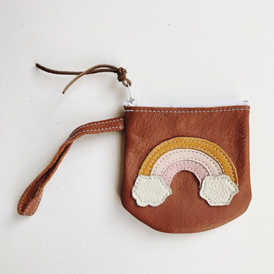 Pioneer Pouch - vintage rainbow