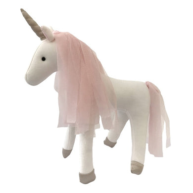 Little unicorn in light pink