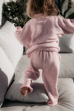 Load image into Gallery viewer, Mini knit pants - light pink (PRE-ORDER)