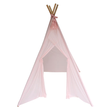 Sheer teepee in ballerina