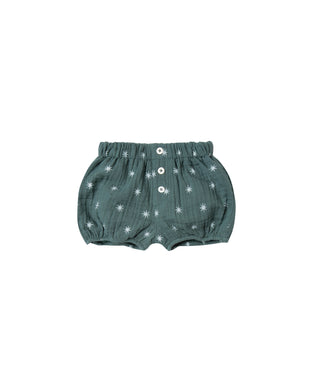 Northern star button short