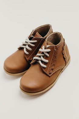 Nora boots - brown